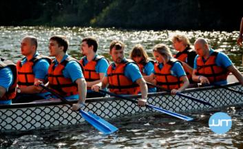 Организация сплавов по реке для компаний